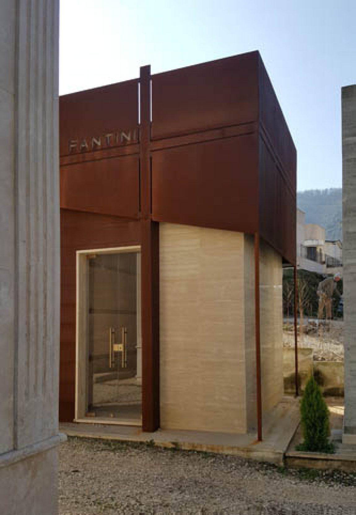 Cappella Funeraria Fantini Tivoli 03-4