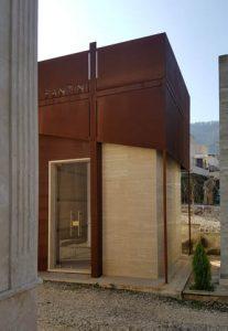 Cappella Funeraria Fantini Tivoli
