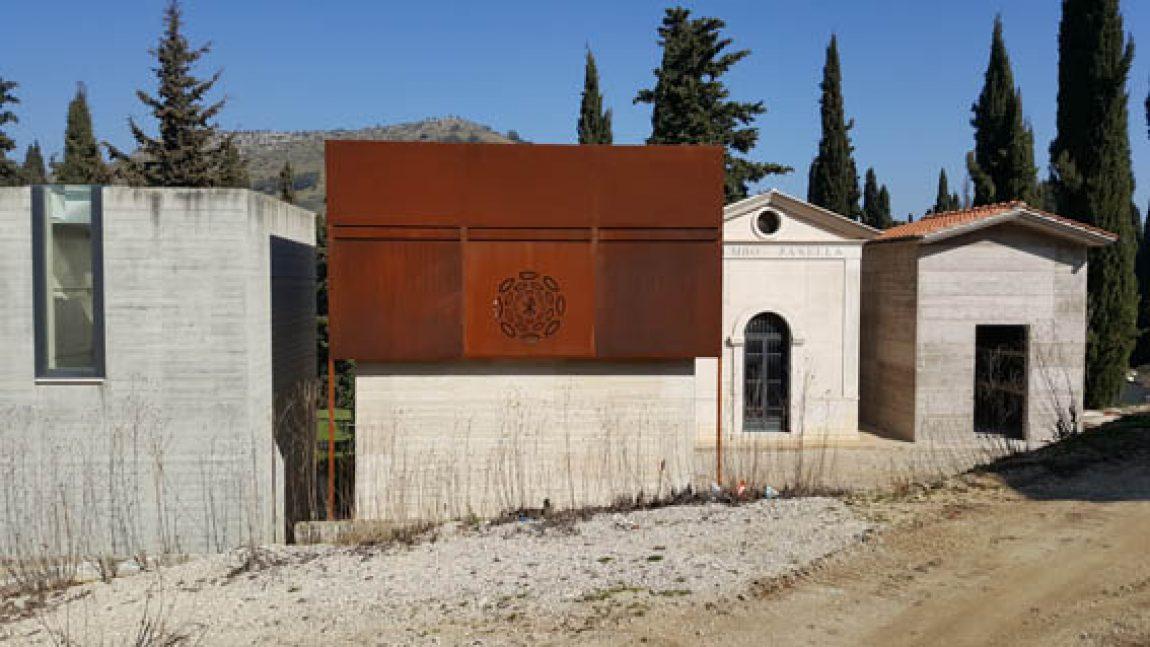 Cappella Funeraria Fantini Tivoli 07-4