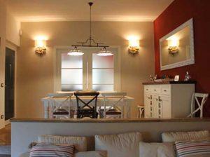 Villa Shabby Chic Tivoli - SD Studio architettura
