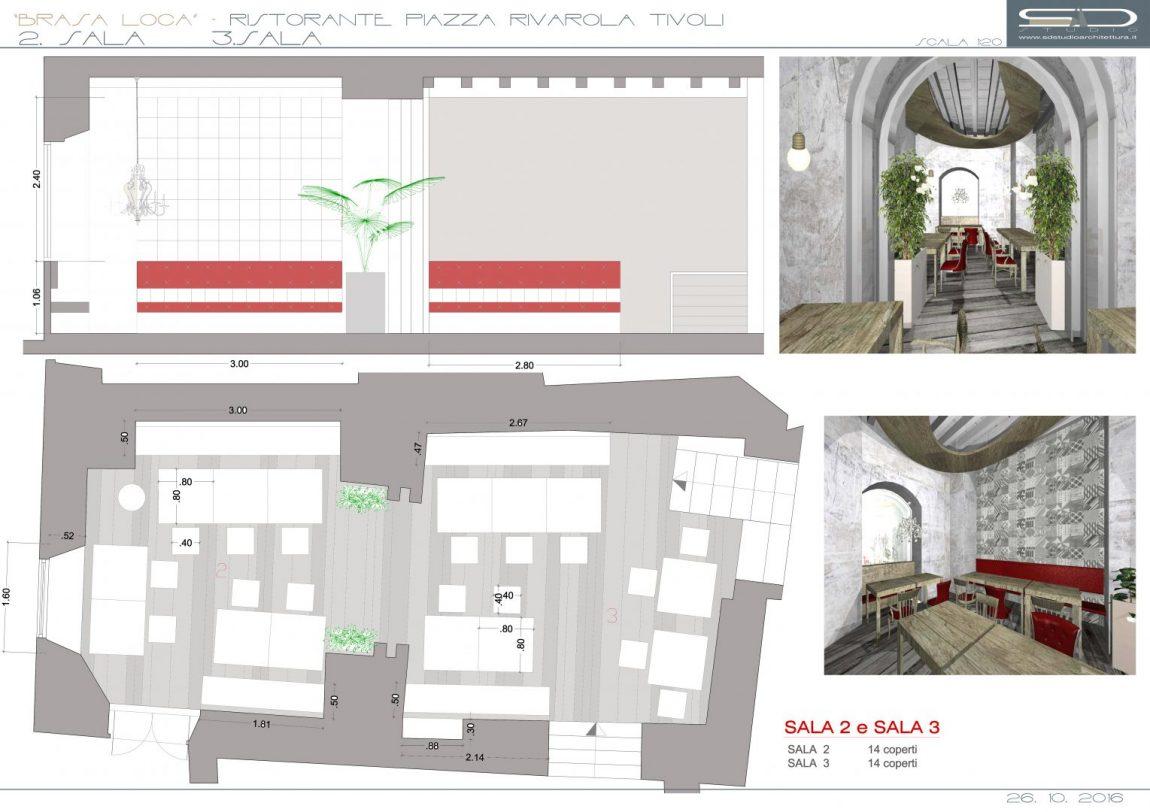 Brasa Loca Greg ristorante Tivoli04 SALA 2 – 3 A