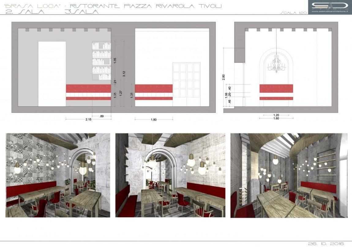 Brasa Loca Greg ristorante Tivoli05 SALA 2 – 3 B